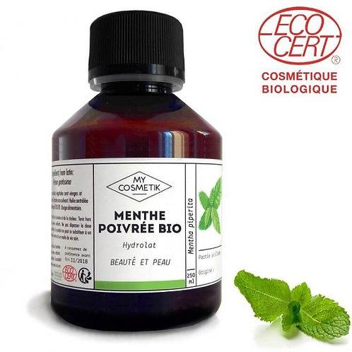 Hydrolat de Menthe poivrée bio