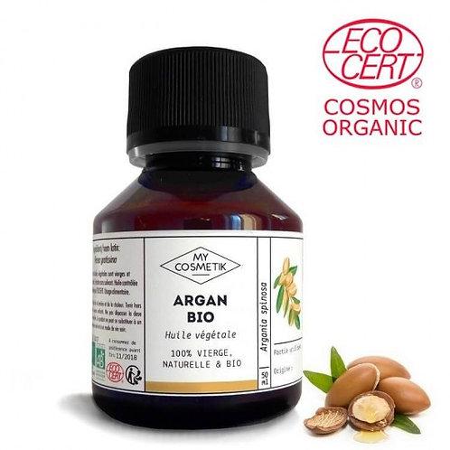 Huile végétale d'Argan bio