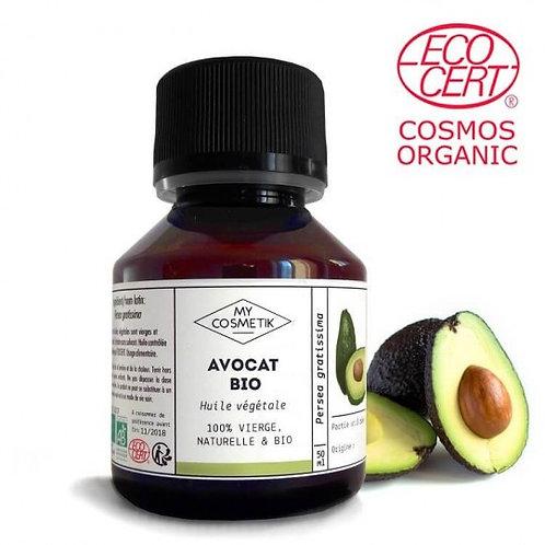 Huile végétale d'Avocat bio