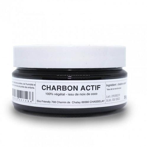 Charbon actif en poudre très fine