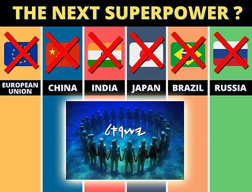The Next Superpower