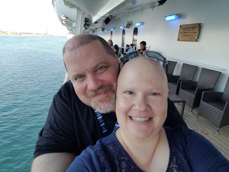 Travel That Has Shaped Us, Part 1: Traveling with My Hubby