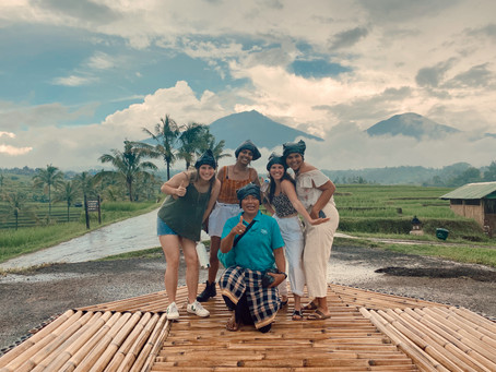 Travel That Has Shaped Us, Part 8: Bali & Growing in Gratitude