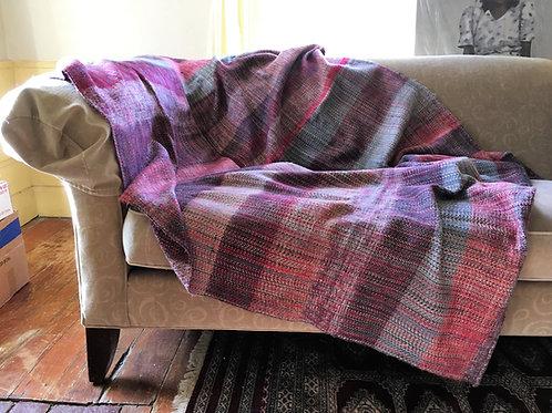 Heavy Rustic Alpaca Blankets