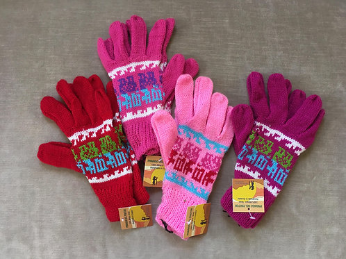 Gloves - Knitted
