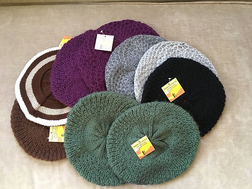 Berets - Knitted