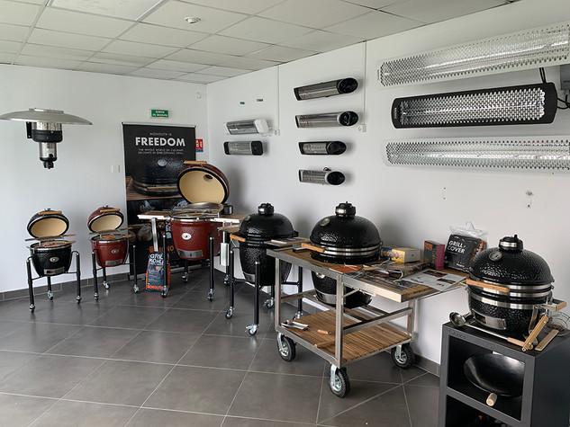 Showroom Fargau Feuer