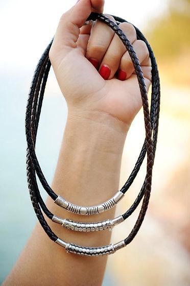 Kangaroo Leather Necklaces