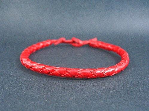 Leather Friendship Bracelet