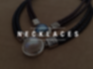 Kangaroo Leather Necklaces