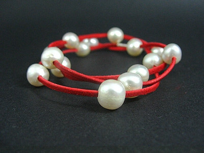 Universal Fresh Water Pearl Bracelet