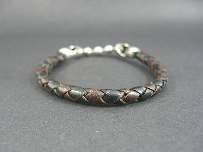 Multi-Coloured Adjustable Bracelet