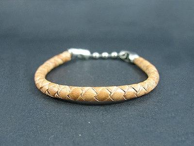 Adjustable Bracelets with Stainless Steel Endings