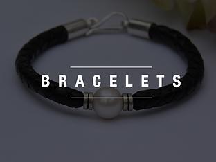 Kangaroo Leather Bracelets