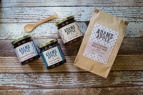 Biscuits and Jam Gift Box