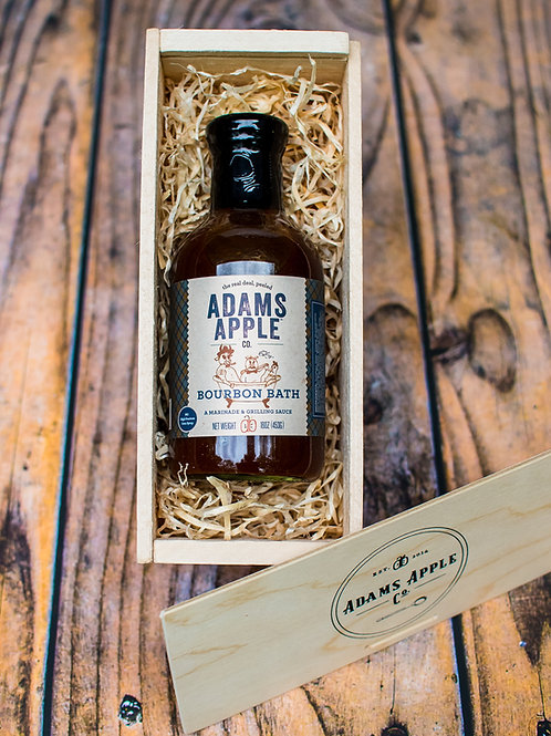 A Crate of Bourbon (Bath)