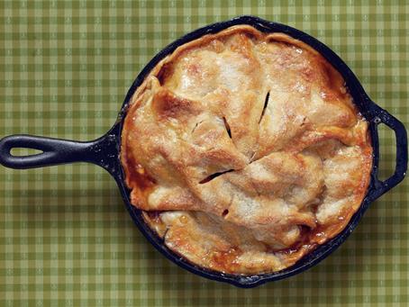 Apple Pie. Genius.