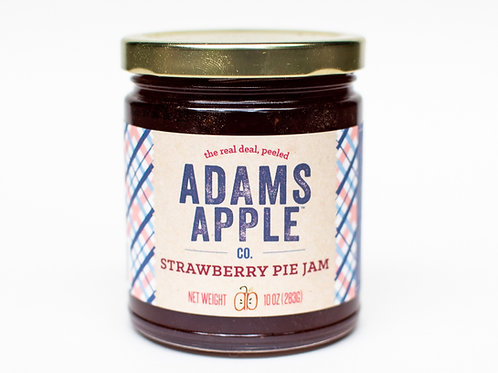 Adams Apple Co. Strawberry Pie Jam