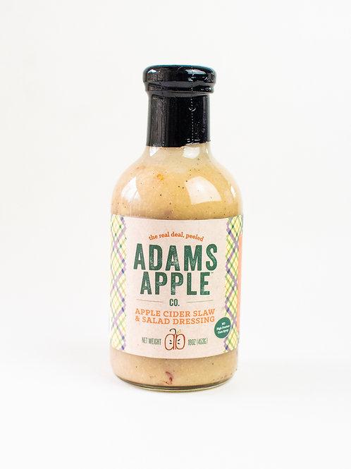 Apple Cider Slaw and Salad Dressing