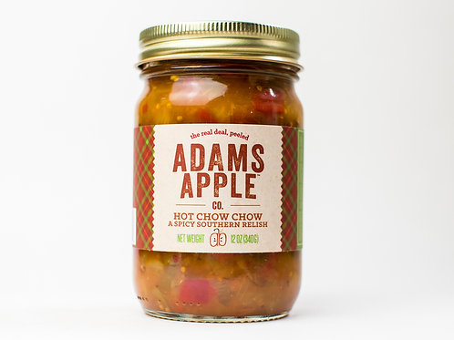 Hot Chow Chow (a Spicy Southern Relish)