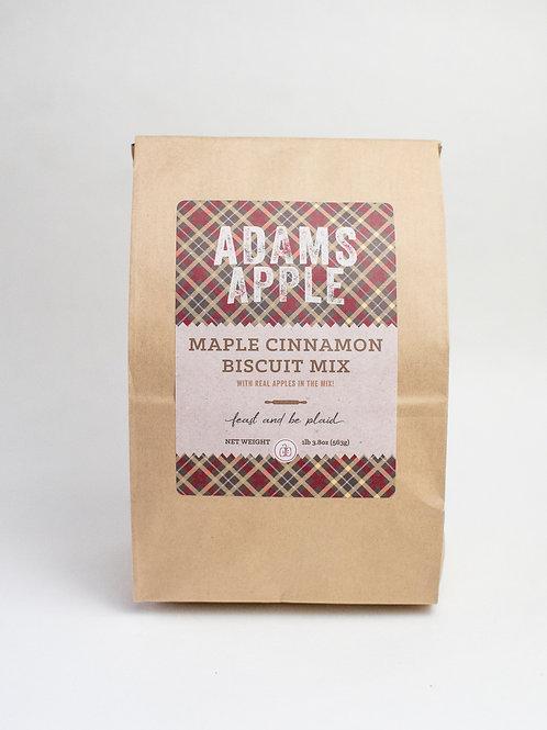 Maple Cinnamon Biscuit Mix