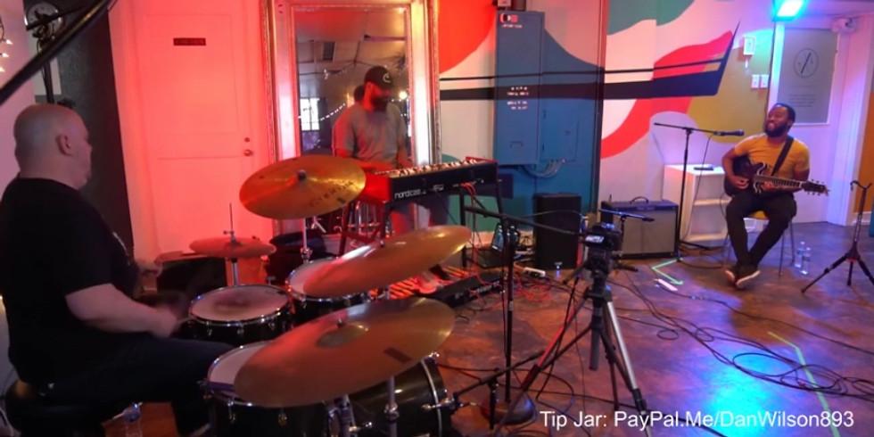 Lockdown Live Stream: DTC Organ Trio (July)