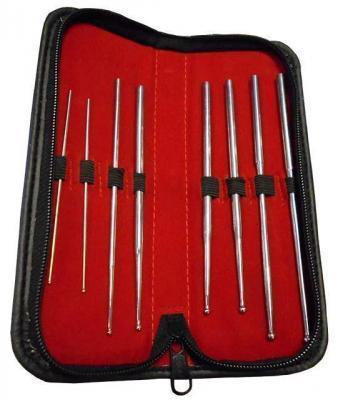 Sexing Probes- 8 Piece with Ball Tips