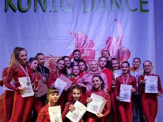 Международный конкурс танца Konig Dance 2018