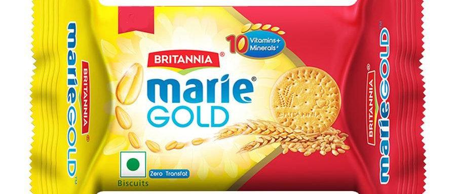 BRITANIA MARIE GOLD 10/-