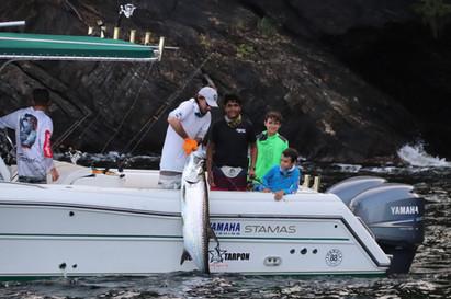 Monsta Tarpon - Tarpon Fishing in Trinid