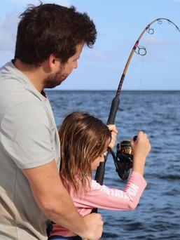 Sport Fishing Trinidad Charters