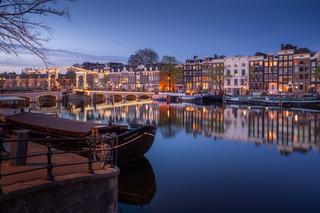 Reflecting Amstel