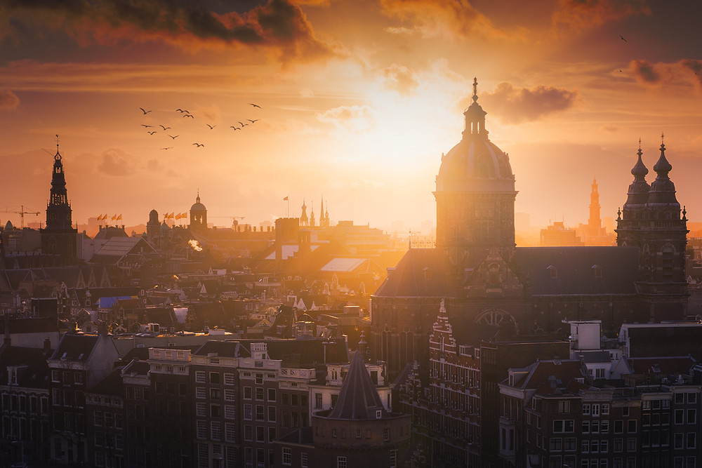 The Beauty of the Netherlands in 20 Pictures | Albert Dros