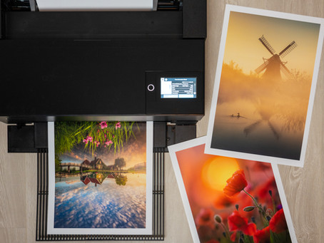 Printing Your Photos - With Epson
