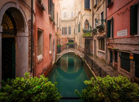 Why to visit Venice... in winter!