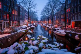 Winter Bloemgracht