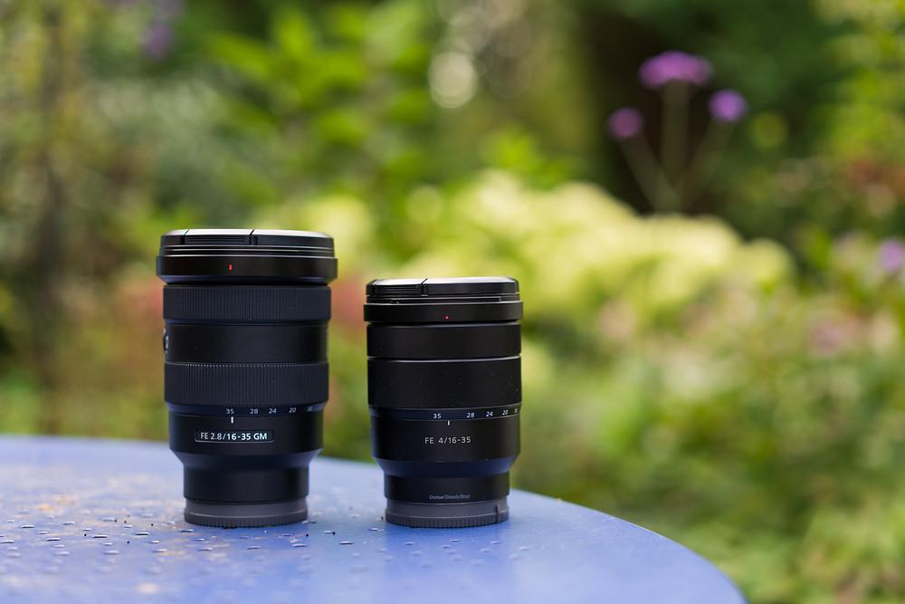 Sony 16-35 GM VS Sony Zeiss 16-35 f/4 by Albert Dros