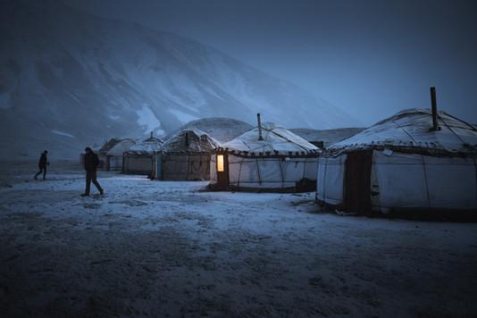 Dark Yurts