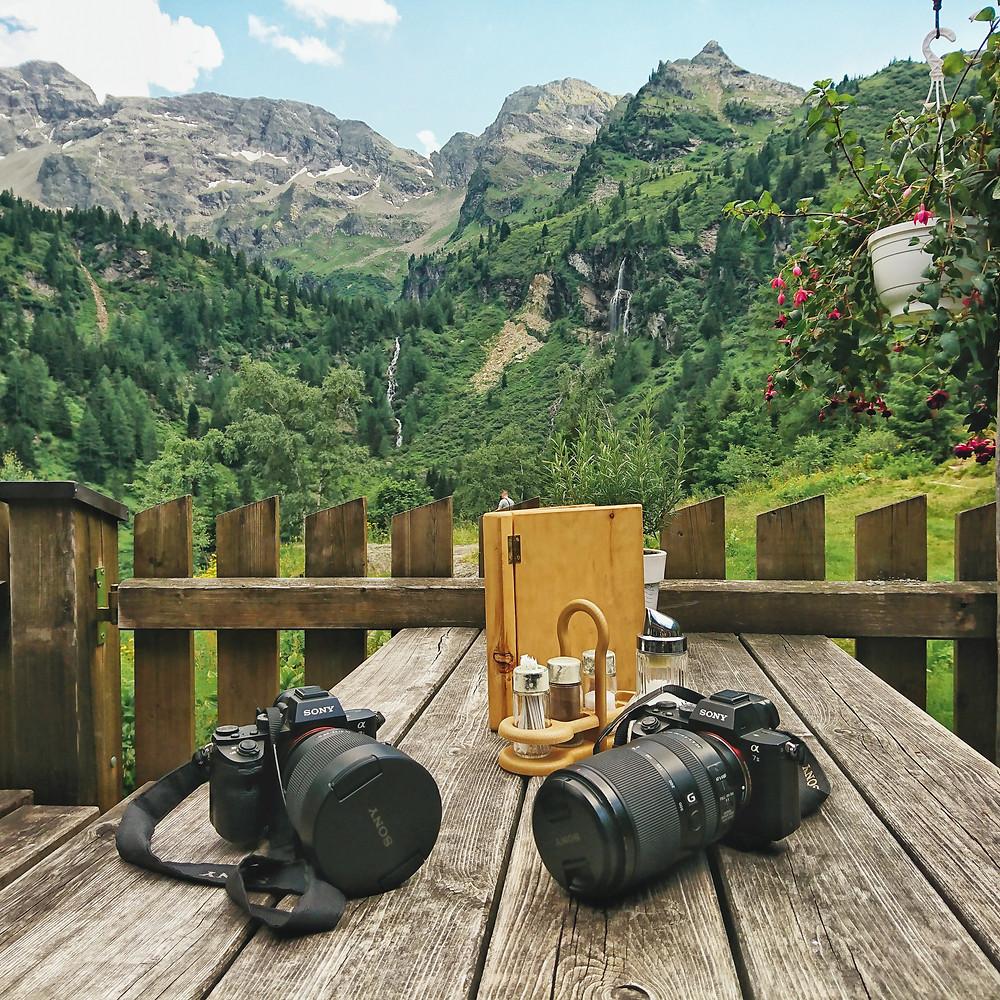 Schladming-Dachstein Oostenrijk door Albert Dros