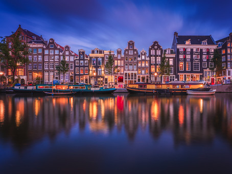 20 Photos Of My Hometown Amsterdam During Different Seasons