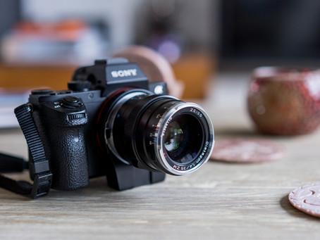 Techart Adapter Review - Autofocus on Manual Lenses