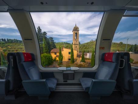 A 10-day Train Trip Through Europe