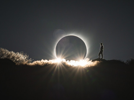 Photographing the Solar Eclipse 2019 in Chile