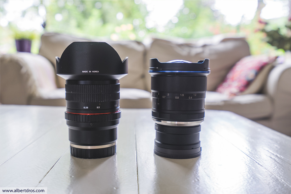 Laowa 12mm f/2.8 Hands On by Albert Dros