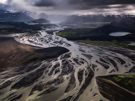 Iceland Aerial Series
