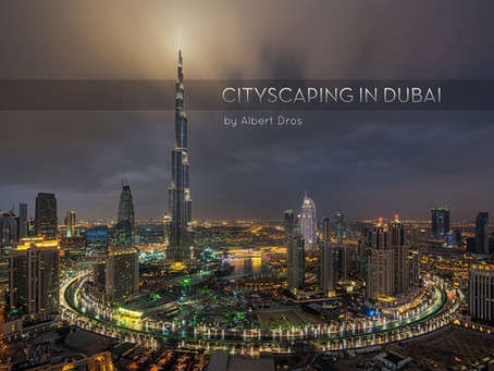 Cityscaping in Dubai