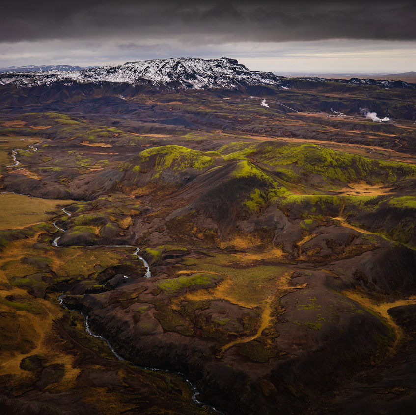Iceland from Above