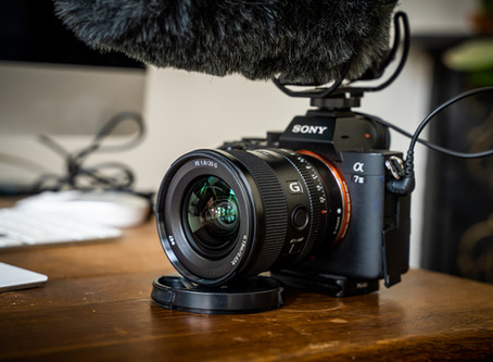 Sony 20mm f/1.8 Hands On Review Albert Dros