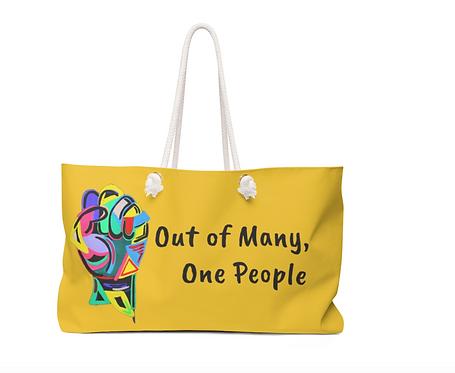 #OutofMany - Weekender