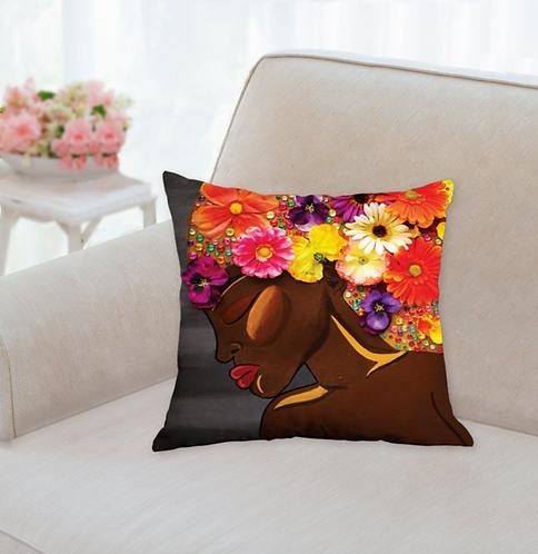 #Flourish - Pillow